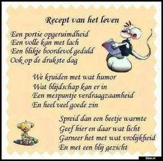 Zieer.nl - grappige plaatjes, grappige foto's, grappige videos, moppen, de beste moppen Great Poems, Friends Forever, Bible Quotes, Slogan, Life Lessons, Positive Quotes, Stress, Positivity, Wisdom