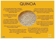 het goede van quinoa