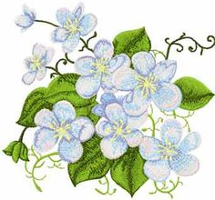 forget_me_not_flowers_embroidery_design.jpg (340×317)