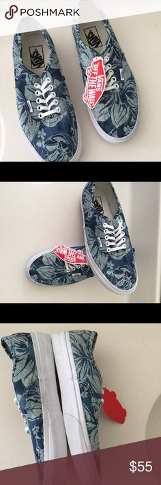 Vans Off The Wall - Unisex  NWT Vans Off The Wall - Unisex NWT                                                  Please visit my closet and view my  listings. There are more styles and sizes. Please contact me if you have any additional questions. Thanks.                                         Men:7.5                                                                                    Women:9.0 Vans Shoes Sneakers