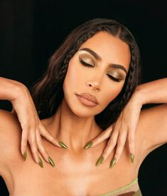 Makeup News: KKW Beauty Camo Collection Release Date KKW Beauty by Kim Kardashian is coming out with a new Camo Makeup Collection — which will feature an assortment of makeup products in green / earth tones and shades. Included in the KKW Beauty Camo Collection will be an eyeshadow palette, eyeshadow crayons, highlighters, and nude liquid lipsticks...