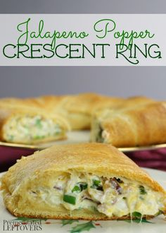 Jalapeno Popper Crescent Ring Recipe on Yummly