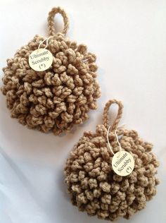 Discover thousands of images about Ultime Non abrasif plat & Pot lavette, Crochet Poofy Scrubbies, Tawashi torchon à vaisselle, bain Puff, laveurs. Crochet Home, Crochet Crafts, Crochet Projects, Free Crochet, Crochet Scrubbies, Knitted Washcloths, Christmas Gifts For Men, Zero Waste, Washing Clothes