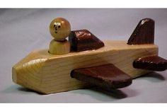 Wooden Toy Airplanes - Wood Planes - Wooden Toy Helicopter