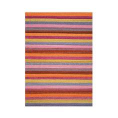 MONOQI | 170x240 Enjoy Carpet - Or/Pk