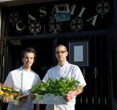 Casamia Restaurant, Bristol - Chefs: Jonray and Peter Sanchez Iglesias