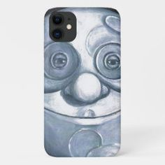 IPhone 11 Case HAPPY MOON Iphone 11, Apple Iphone, Iphone Cases, Moon Face, Sticker Shop, Plastic Case, Make You Smile, Gifts For Dad, Make It Yourself