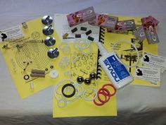 Data East Teenage Mutant Ninja Turtles   Pinball Tune-up & Repair Kit