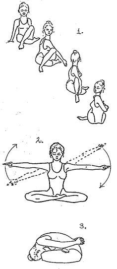 Kundalini Yoga for waking up series