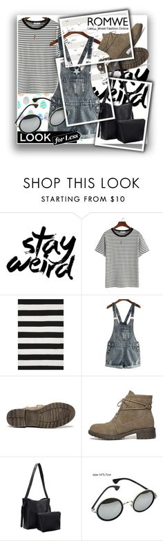 """ROMWE 3"" by danijela-3 ❤ liked on Polyvore featuring Liora Manné and romwe"