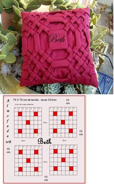 muy bello entra y be This Pin was discovered by Edy smocking for the home. Smocking Tutorial, Smocking Patterns, Sewing Patterns, Sewing Hacks, Sewing Tutorials, Sewing Crafts, Sewing Projects, Diy Crafts, Textile Manipulation