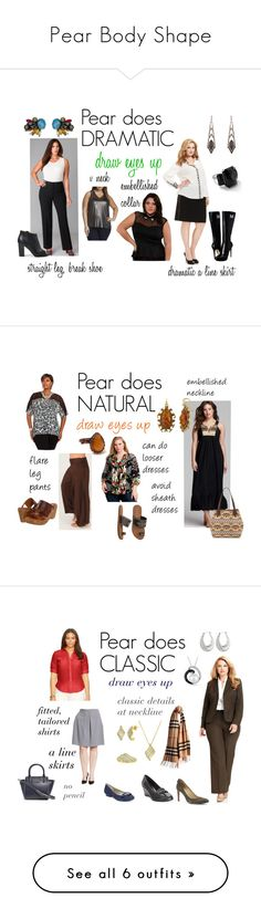"""Pear Body Shape"" by expressingyourtruth ❤ liked on Polyvore featuring Calvin Klein, Express, MICHAEL Michael Kors, Stephen Webster, Ippolita, BB Dakota, plus size clothing, T-Bags Los Angeles, Billabong and Aller Simplement"