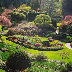 Butchart Gardens, Brentwood Bay, British Columbia - A trip to...