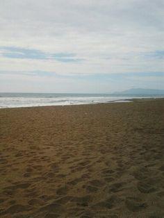 Day at the beach Chiarone