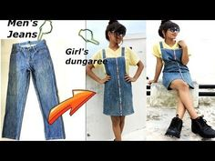 2f23a18cb8d5 11 Best diy clothes transformation images