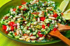 Middle East Salad