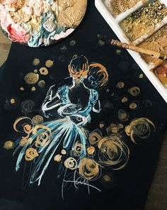 """Inspired by the movie """"The Theory of Everything"""", by Katie Rodgers / Paper Fashion"""