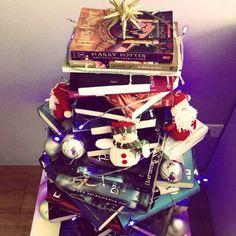 Blog da Loh: Árvores de Natal Literárias