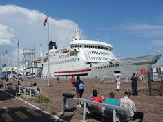 Journée historique pour le Port de Québec History, City, Puertas