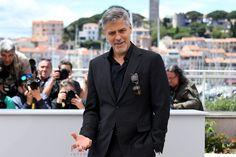 Pin for Later: Die besten Schnappschüsse vom Filmfest in Cannes George Clooney