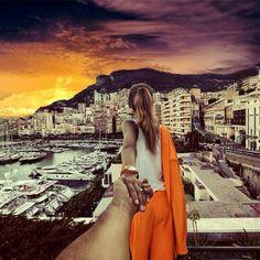 Monaco | Follow Me To © Murad Osmann