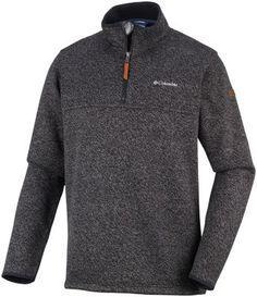 20f9d966852c6 Men s Canyons Bend Half Zip Warm Fleece Jacket