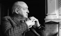 Vladimir Nabokov, 1975 | Perhaps the greatest writer of our time . . .