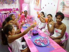 chic e-Ventos: PARTY SPA. #cumpleaños #happy brithday #partyspa #party #spa #fiestas infantiles