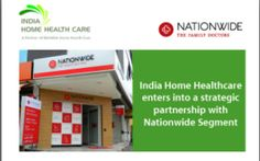 #IndiaHomeHealthcare, one of the leading home health care providers in India announced their strategic partnership with Nation Wide #PrimaryHealthcare Services Pvt Ltd today for specialized home #healthcareservices.