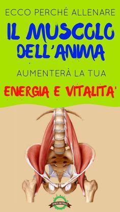 """Lo chiamano """"Il Muscolo dell'Anima"""". Ecco perché allenarlo aumenterà la tua energia e vitalità."""