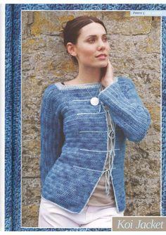 Koi jacket (from inside crochet, apr may 2009))