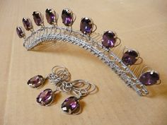 Tiara inspired by originals from regency era