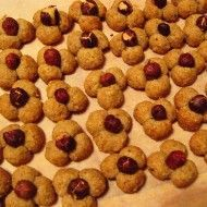 Fotografie receptu: Ořechové jetelíčky
