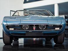maseratighibli67:Maserati Ghibli spider
