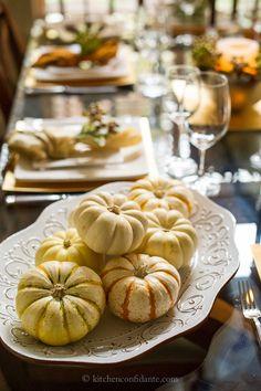 Certified International Romanesque-Oval Platter by Kari Design / Wayfair Tablescape Challenge   Kitchen Confidante   Platter