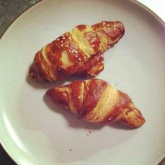 Fancy pants pretzel croissants. Made in Brooklyn, naturally #RR30Days