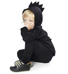 Beau Loves - Spiked Hoodie - Inky Black