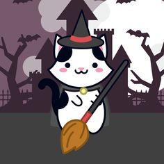 O Halloween está quase chegando! Pause o Gif e nos conte qual a fantasia da Hikari você tirou!