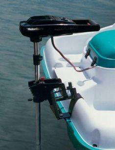 Image result for motor for paddle boat boat pedalboat for Trolling motor for 18 foot boat
