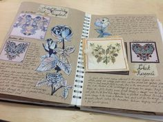 artists research notebook - Google Search