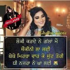 145 Best kaint kudi images in 2017 | Punjabi quotes