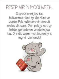 Good Morning Wishes, Morning Messages, Goeie More, Gratitude Quotes, Afrikaans, Affirmations, Fictional Characters, Van, Rooms