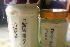 Marshmallowcreme Chutney, Mason Jars, Water Bottle, Drinks, Pesto, Food, Cookies, Spreads, Popular Recipes