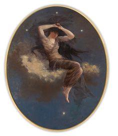 Arthur Loureiro The Spirit of the New Moon 1888