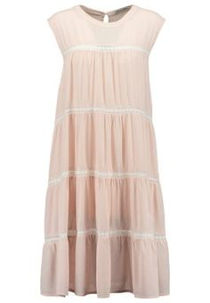 LULA - Sukienka letnia - nude