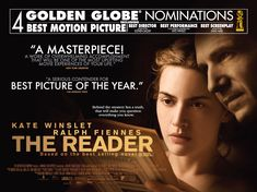 Return to the main poster page for The Reader (#3 of 11)