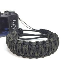 Camo Dark Camo DSLR Camera safety strap. Easy to wear, tangle free, super strong, and very light. Want one in your favorite colors, or team colors? Hit me up. Get yours today only at www.stupidstraps.com #stupidstraps #straps #wriststrap #strap #camera #550 #strong #digital #darkcamo #black #dark #camodarkcamo #camo #dslr #safetystrap #safety #custom #handmade #nikon #madetoorder #canon #sony #photographer #photography #photoshoot #photo #camouflage #kingcobra