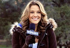 Jill Wagner, IMTA 2001, co-hosted Wipeout for four years