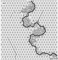 Map Lines geometric
