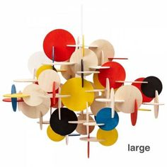 Bau lamp colors large Normann Copenhagen €230,00 #design #home